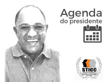 STICC | Agenda do presidente