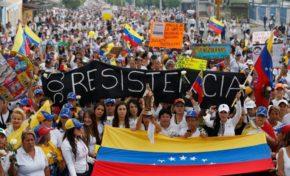 Na Venezuela a esquerda encaminha a ditadura, mesmo com protestos   Por Dilmar Isidoro