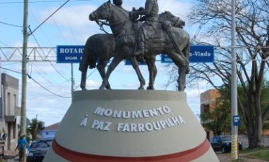 Legado de Ponche Verde, hoje Dom Pedrito, no tratado de paz farroupilha | Por Dilmar Isidoro