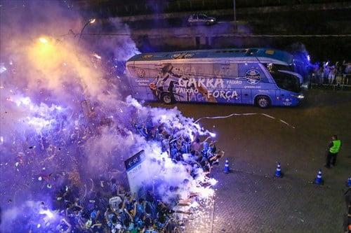 É tudo Libertadores!!! | Por Marcos Vargas