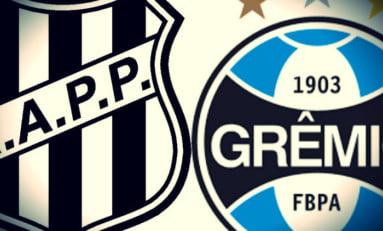 Tudo sobre Ponte Preta x Grêmio | Por William Fernandes