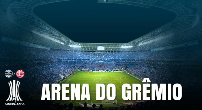 Tudo sobre Grêmio x Lanús | Por @rdopiniao | William Fernandes