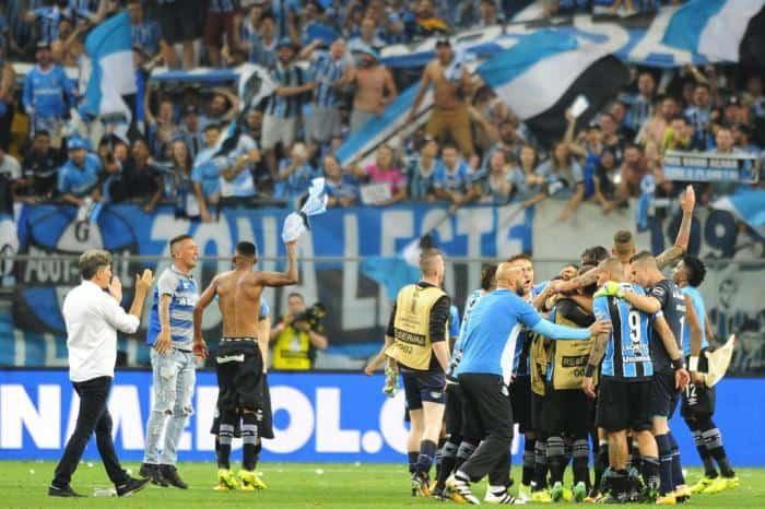 Estamos na nossa 5ª final de Libertadores!!!   Por Marcos Vargas
