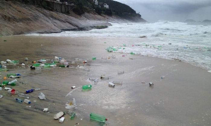 Regiões polares recebem a indesejada poluição   Por Dilmar Isidoro