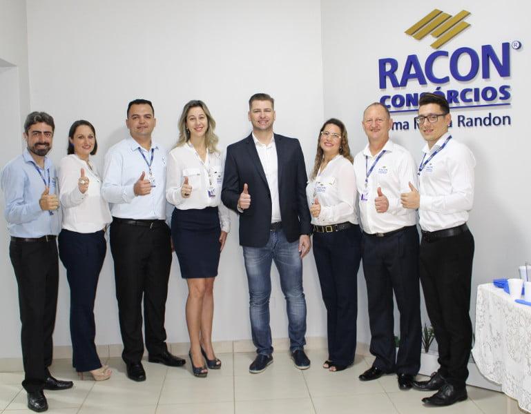 RACON CONSÓRCIOS INVESTE EM PLANO DE EXPANSÃO PARA 2018