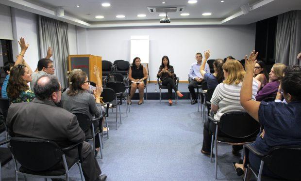 Médicos do Hospital Mãe de Deus discutem acordo coletivo de trabalho | Por SIMERS