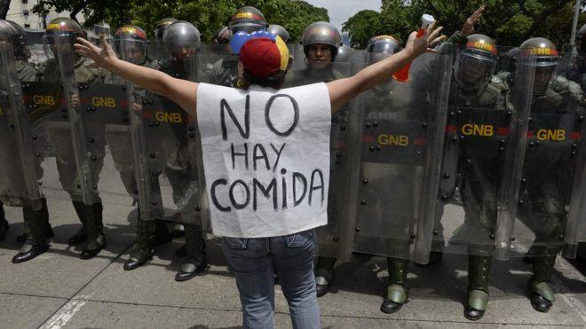 Venezuelanos buscam refúgio em outros Países para fugir do regime | Por Dilmar Isidoro