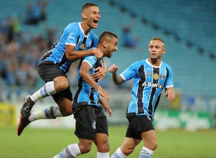 Vitória no Gauchão   Por Marcos Vargas