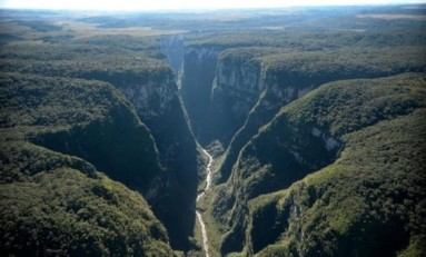 Canyons fascinantes no sul do Brasil | Por Dilmar Isidoro