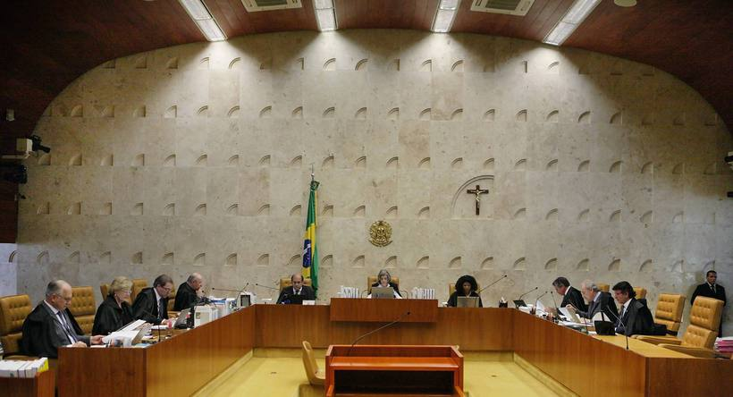 Supremo mantém anistia a desmatadores previstas no Código Florestal    Por Polibio Braga