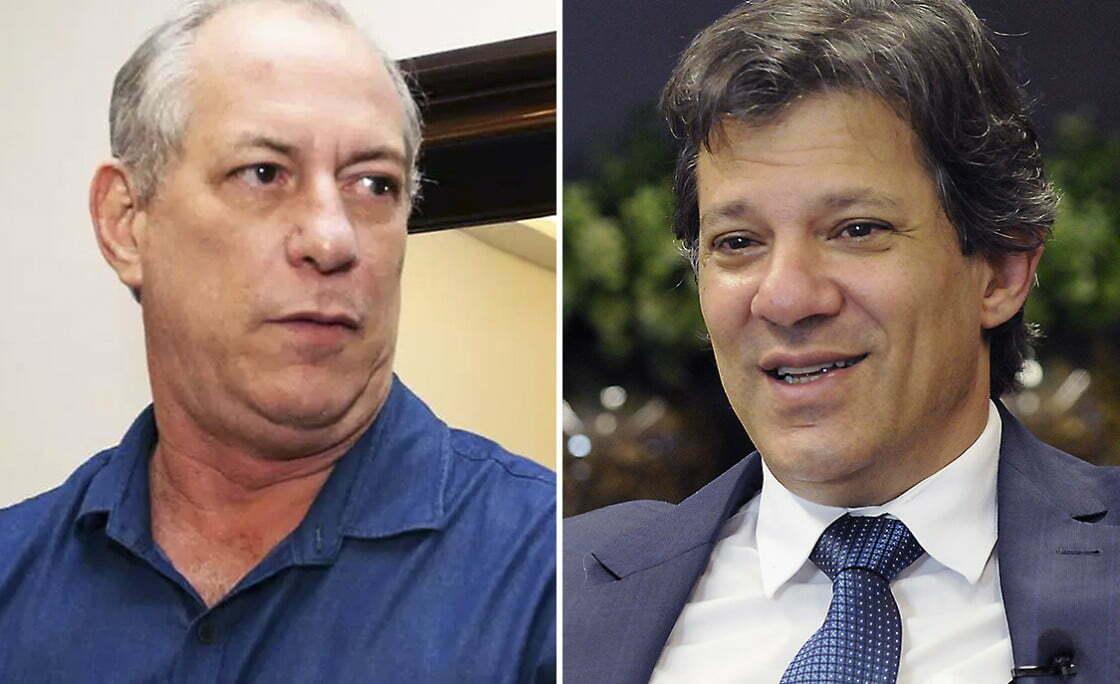 Lula desiste de candidatura e costura chapa Ciro Gomes (PDT) + Fernando Haddad (PT)   Por Polibio Braga