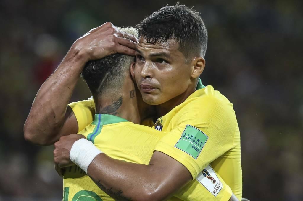 Pós jogo: Sérvia x Brasil