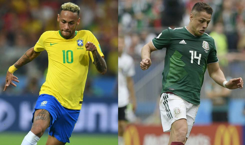 Pós jogo: Brasil x México