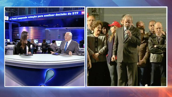 Rede TV, provocadora, quer reservar lugar para Lula no debate desta sexta-feira | Por Polibio Braga