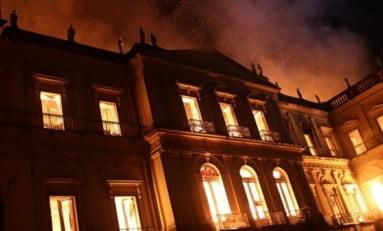 Museu Nacional: descaso do governo com a preservação da nossa história | Por Dilmar Isidoro