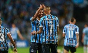 """""""Que equipazo Grêmio! Que jugador ese Luan!""""    Por Marcos Vargas"""