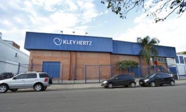 Kley Hertz investe R$ 25 milhões para ampliar e modernizar sua fábrica de Porto Alegre | Por Polibio Braga