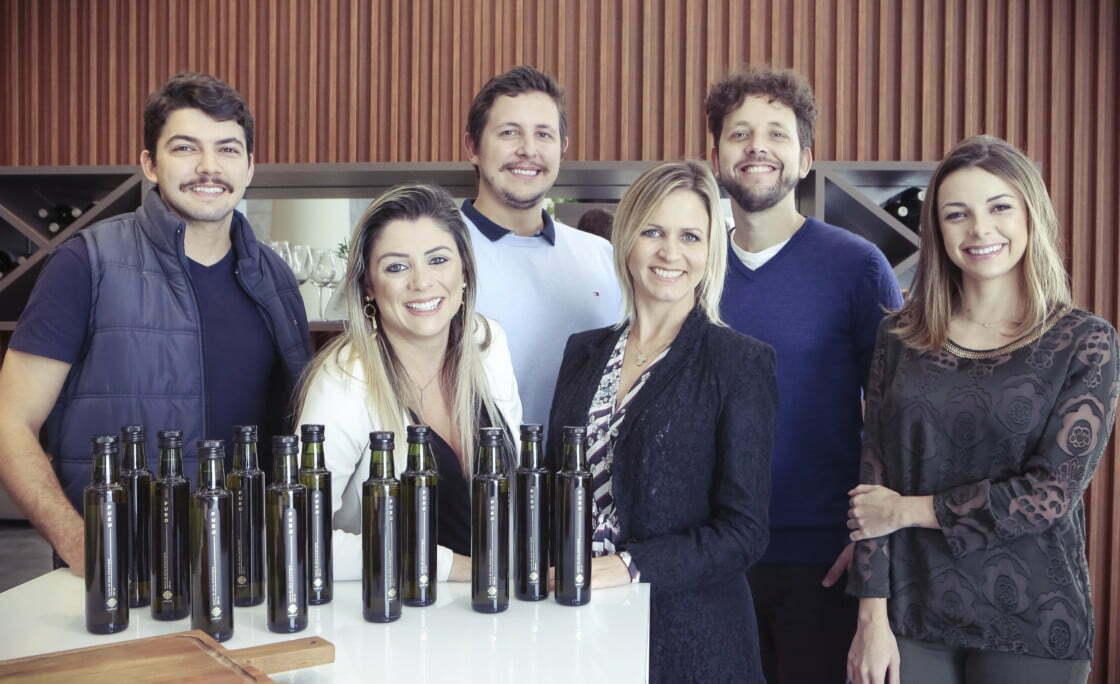 Família do Grupo Todeschini diversifica com oliveiras