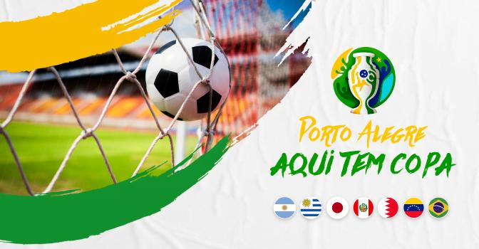 """Convention Bureau lança campanha """"Porto Alegre – Aqui Tem Copa"""""""