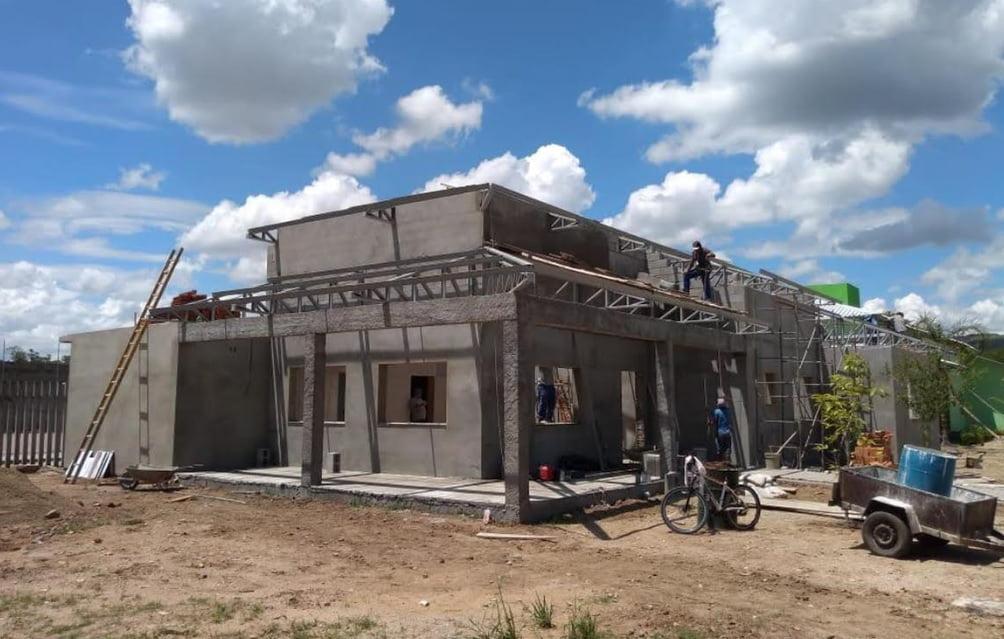 Inicia a terceira fase de obras no complexo Cidade dos Anjos na Restinga