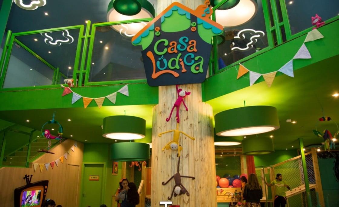 Novo espaço de brincar é inaugurado no shopping Iguatemi