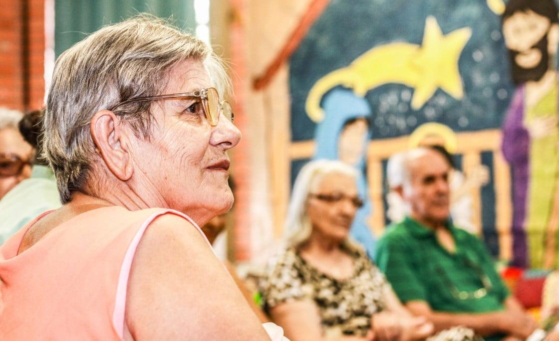 Campanha de Arrecadação no Dia dos Avós