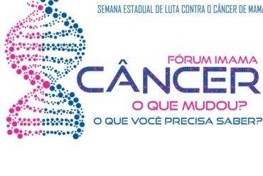 Fórum Imama alerta sobre mudanças no combate ao Câncer de Mama
