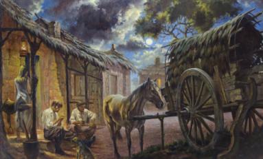 Estância da Arte promove Mostra Artística acessível com obras nativistas durante a 42ª Expointer