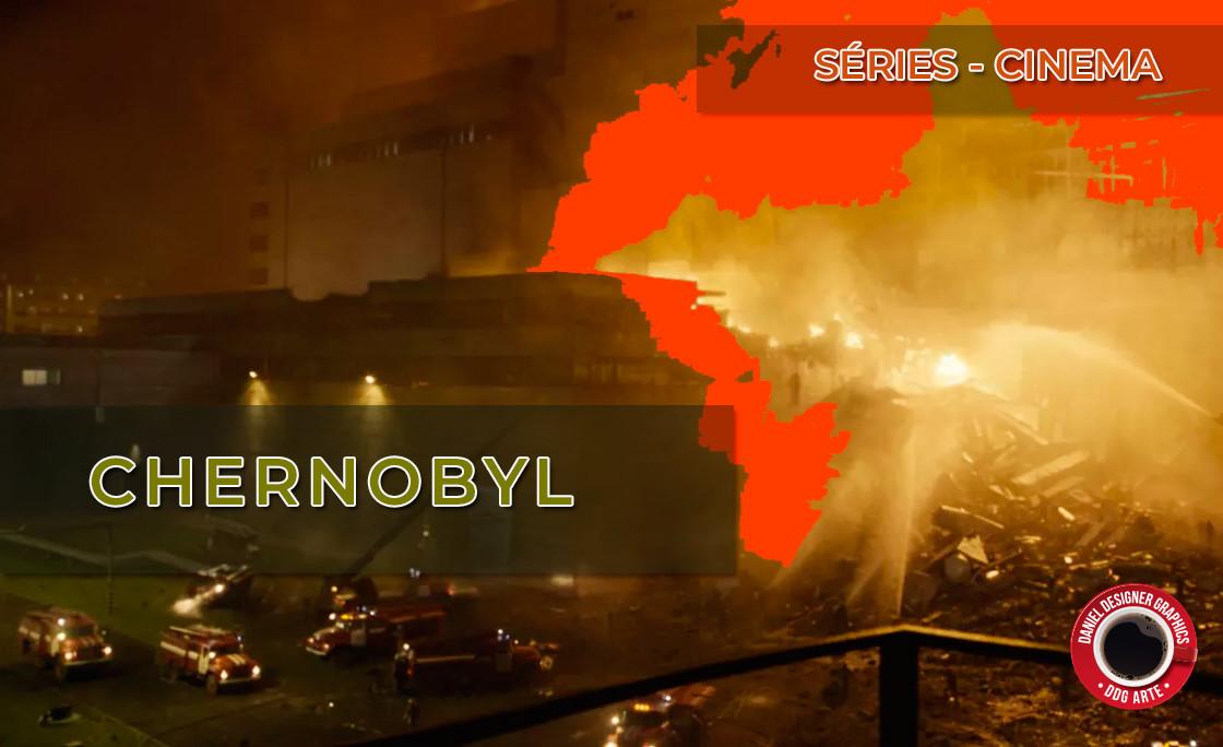 A fantasia e a verdade nua e crua da excepcional série 'Chernobyl' da HBO.