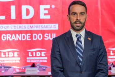 LIDE promove evento para debater projeto CRESCE/RS com empresários