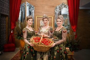 Bom Princípio celebra a Festa Nacional do Moranguinho em setembro