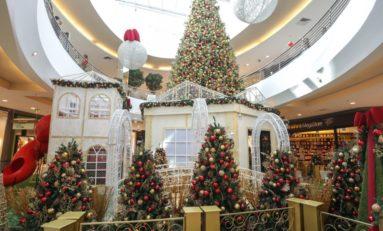BarraShoppingSul inaugura programação de Natal