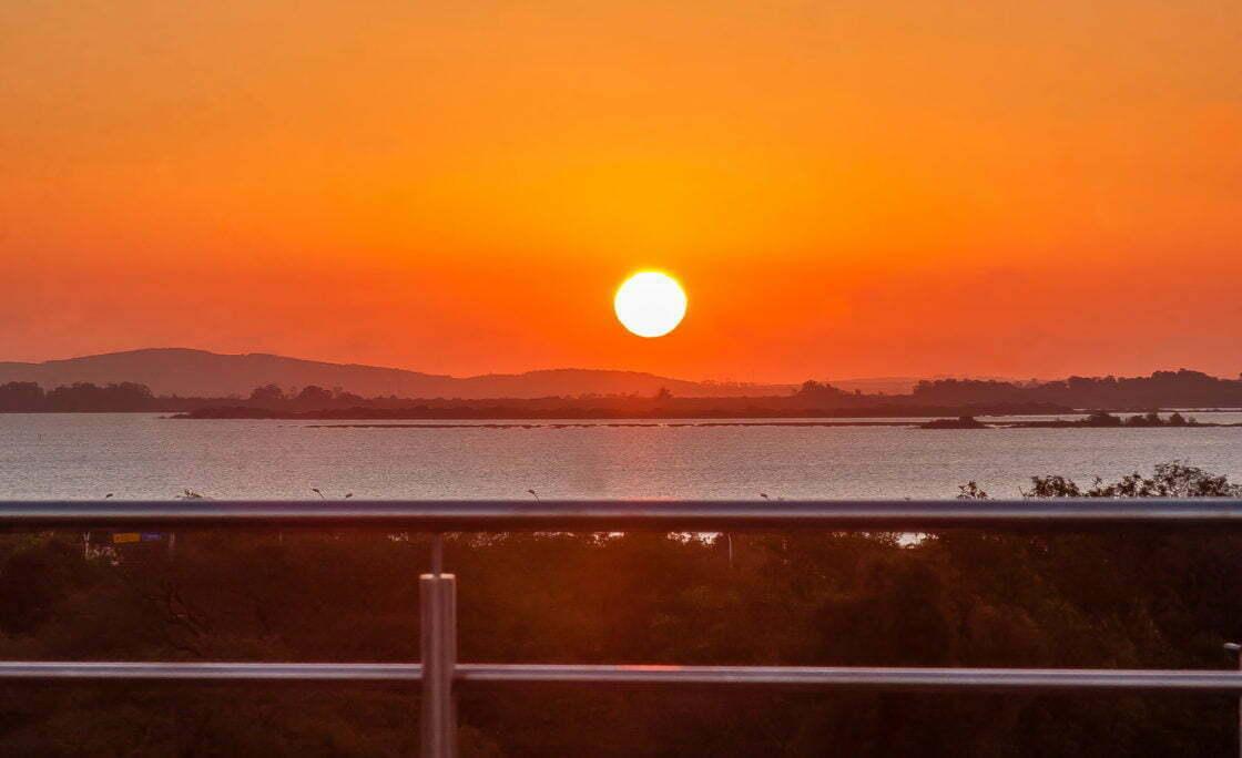 Sunset Experience inaugura rooftop em local estratégico e com bela paisagem da capital gaúcha