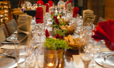 Amo Vinho harmoniza o último Wine Share do ano somente com espumantes