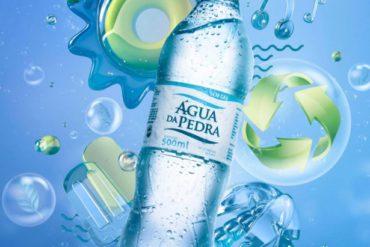 Água da Pedra, marca da Bebidas Fruki, leva hidratação e sustentabilidade para o verão dos gaúchos