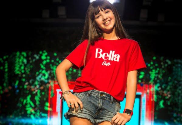 Bella Fantasy recebe Giovanna Alparone, a Aventureira Vermelha da turma de Luccas Neto