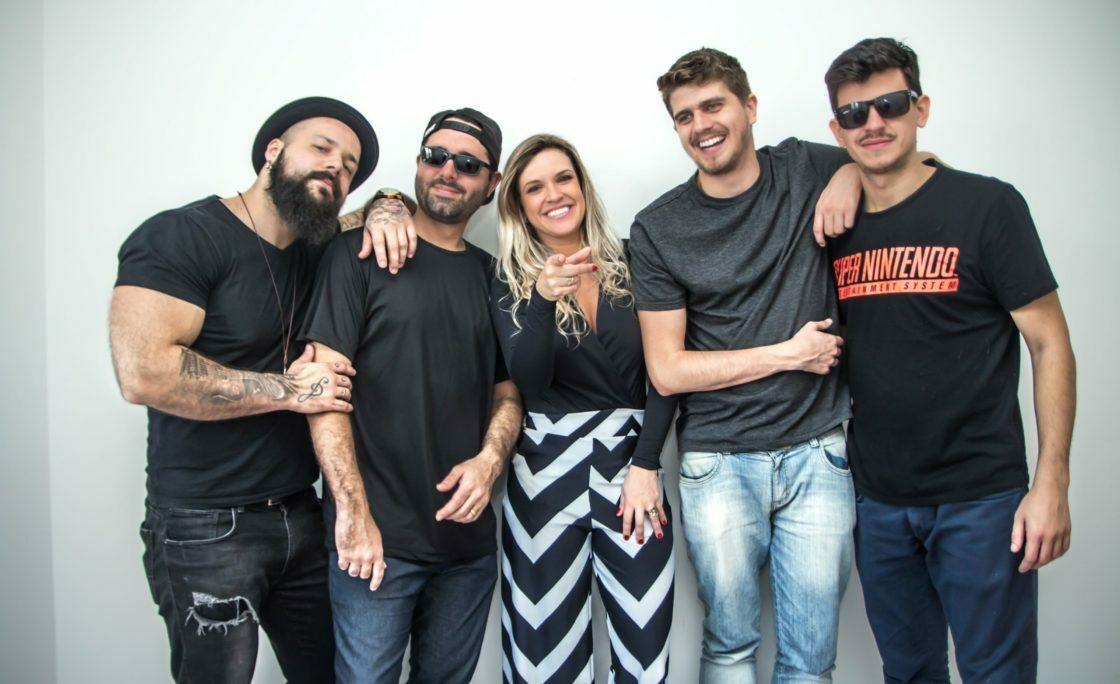 Cinco Muito estreia show de Stand Up Comedy em Porto Alegre