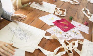 Festival Jardim Secreto movimenta o Instituto Ling com feira, oficinas e rodas de conversa