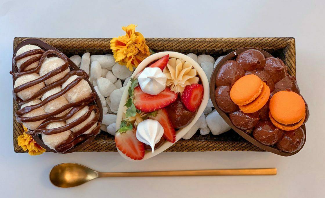 Fouet oferece delivery de opções gastronômicas para a Páscoa