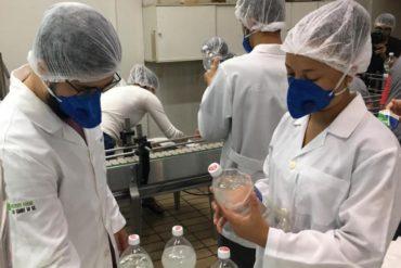COSEMS-RS firma parceria para doação de álcool para cidades gaúchas