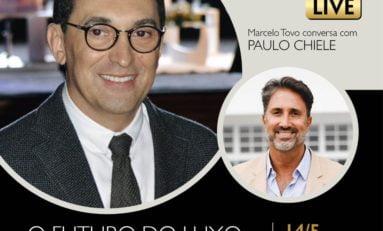 Programação inédita de lives da Onne&Only terá Paulo Chiele como primeiro convidado