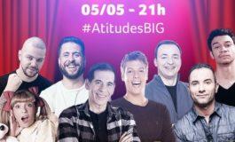 Stand-up do Bem dia 5 de maio de 2020, terça-feira reúne grandes artistas do humor brasileiro
