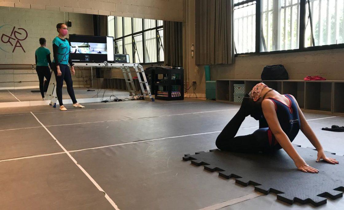 Escola de Dança da capital inova com aulas EAD e presenciais