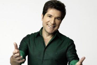 O cantor Daniel fará live beneficente sábado,dia 27 de junho