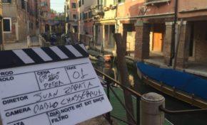 'When in Venice', a nova produção da Zapata Filmes