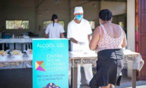 Projeto na Restinga já distribuiu mais de 8 mil refeições para pessoas em vulnerabilidade social