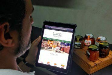 Bom Princípio Alimentos lança loja virtual