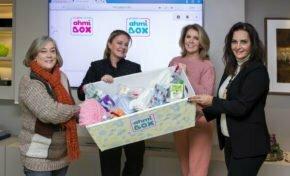 Associação dos Amigos do Hospital Materno Infantil Presidente Vargas lança projeto AHMI Baby Box, que visa beneficiar mães e bebês carentes com kit de itens essenciais