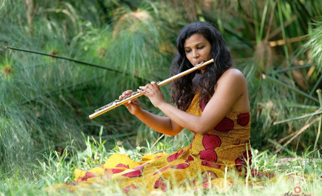 Aliança Francesa Porto Alegre promove concerto online com a flautista francesa Solehya
