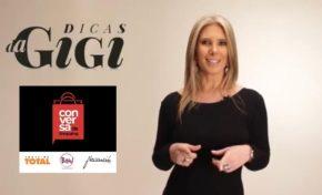 Novo quadro com Georgiana Fauri no Conversa de Shopping do Canal Bah TV